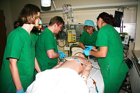 CRM Internistische Intensiv- und Notfallmedizin