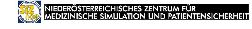 Simulationszentrum Niederösterreich Logo